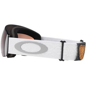 Oakley Flight Deck Snow Goggles Herre white/prizm black iridium